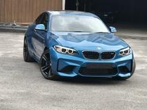2016 BMW M2 M2