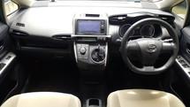 2012 TOYOTA WISH 1.8 MPV SPORT JAPAN SPEC SELLING PRICE RM 109000.00 BLACK COLOR ( 3501 )
