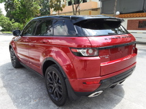 2013 LAND ROVER EVOQUE DYNAMIC