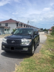 2008 TOYOTA LAND CRUISER AX