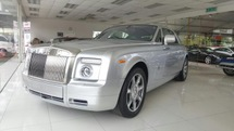 2011 ROLLS-ROYCE PHANTOM COUPE 6.7L (A) UNREGISTER
