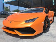 2015 LAMBORGHINI HURACAN 5.2 LP 610 4 COUPE PRICE WITH GST