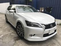 2012 LEXUS GS250 V6 2.5 UNREG 2012