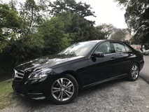2013 MERCEDES-BENZ E-CLASS E250 CGI 2.0 AVANTGARDE NEW FACELIFT UK SPEC UNREG