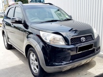 2008 TOYOTA RUSH 1.5 GSpec (Auto) 7 Seats SUV  Full Loan Up To 6 Years Car King Condition