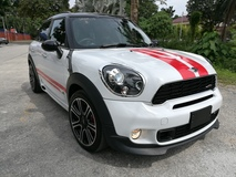 2013 MINI Countryman COOPER S 1.6T JCW ALL4 MANUAL