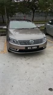 2012 VOLKSWAGEN CC 2012 Volkswagen CC 1.8L Sport