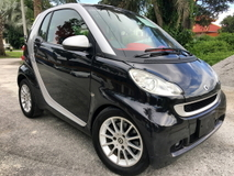 2011 SMART FORTWO 1.0T PANORAMIC ROOF JAPAN SPEC (A) UNREG