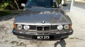1989 BMW 7 SERIES