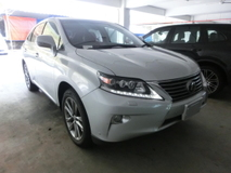 2012 LEXUS RX350 3.5 4WD High Spec Unreg Power Boot Full Leather Head Up Display Pre Crash