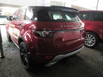 2012 LAND ROVER EVOQUE DYNAMIC LUXURY 2.0 (A) 4 DRS