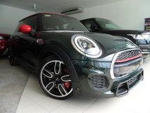 2015 MINI Cooper S 2.0 JOHN COOPER WORKS  NEW FACELIFT