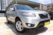 2011 INOKOM SANTA FE 2.4 4WD