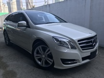 2012 MERCEDES-BENZ R-CLASS R350 3.5 Full Japan Spec UNREG