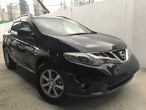 2011 NISSAN MURANO 2.5 SUV FULL SPEC RECON UNREG