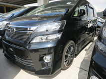 2012 TOYOTA VELLFIRE 2.4 ZG EDITION 2 POWER DOOR POWER BOOT 7 SEATER 4 ELECTRIC PILOT LEATHER SEATS 19 RIM DVD PLAYER BLUETOOTH  MEMORY SEATS ADJUSTABLE SIDE MIRROR CLIMATE AIRCOND CONTROL BI XENON HEADLAMPS CAMERA  FREE 1 YEAR GMR WARRANTY LOCAL AP