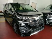 2015 TOYOTA VELLFIRE Executive Lounge (full specs ) new car
