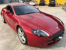 2009 ASTON MARTIN VANTAGE 2009 Aston Martin Vantage 4.7 COME TO OFFER ME