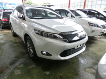 2014 TOYOTA HARRIER 2.0 Premium Unreg JBL Sound System Offer Offer