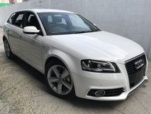 2012 AUDI A3 SPORTBACK 1.4 TURBO SLINE JAPAN NEW UNREG