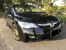2008 HONDA CIVIC 1.8S-L
