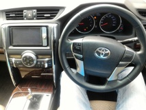2011 TOYOTA MARK X 250G