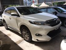 2015 TOYOTA HARRIER (ACTUAL YEAR MAKE 2015)