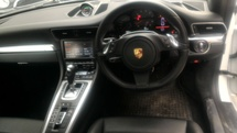 2014 PORSCHE 911 UNREGISTERED