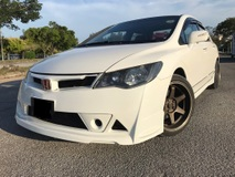 2009 HONDA CIVIC 2.0 FULL  MUGEN RR BODYKIT