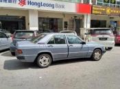 1988 MERCEDES-BENZ 190 CLASS 190E 2.0 (A)