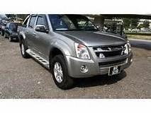 2011 ISUZU D-MAX 2.5L 4X4 DOUBLE CAB