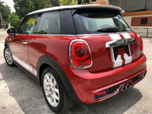 2014 MINI Cooper S 2.0 TWIN TURBO IDRIVE (A) UNREG