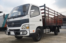 2017 BISON OTHERS BJ 1039HD Wooden Kargo Body 13ft BDM 5000kg Green Diesel Engine 4 Wheeler Isuzu 2.8cc Turbo Engine