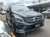 2015 MERCEDES-BENZ GLE 250 2.1 DIESEL AMG LOCAL CBU SPEC