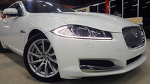 2012 JAGUAR XF 3.0V6 U.K. FULL SPEC UNREG WHILE COLOR