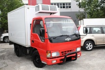 2009 HICOM BOX VAN MTB 145 FREEZER UNIT (2c)