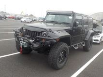 2013 JEEP WRANGLER JEEP WRANGLER 3.6 full Accessories Unreg