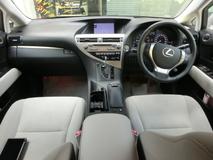 2012 LEXUS RX 270 RX270 2.7 Unreg INCD GST