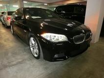 2012 BMW 5 SERIES 523i 520i M Sport 2.0 Twin Power Turbo Unreg INC GST