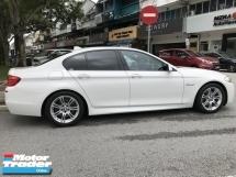 2012 BMW 5 SERIES 2.0 M SPORT UNREG WHISPERS WHITE JPN
