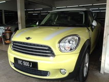 2011 MINI Countryman 1.6 CBU Full Service Record Reg.12