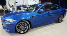 2014 BMW M5 4.4 V8 TWIN POWER TURBO UK SPEC UNREG