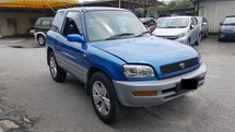 1995 TOYOTA RAV4 2 DOOR, ORIGINAL CONDITION LESS IN MARKET, VIEW AND BELIVE ORIGINAL, LIKE NEW