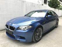 2014 BMW M5 M SPORT V8 4.4(A)UNREG 2014