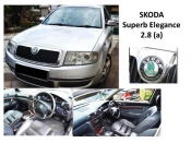 2005 SKODA SUPERB Elegant