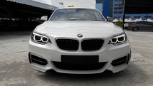 2014 BMW 2 SERIES MSPORT
