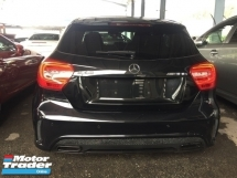 2014 MERCEDES-BENZ A-CLASS A45 AMG PRICE 0 SST.TURBO.PADDLE SHIFT.LED.REVERSE CAM.DISTRONIC.TRUE YEAR CAN PROVE 14 UNREG