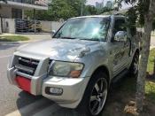 2000 MITSUBISHI PAJERO gdi 3500cc, 2 doors