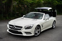 2013 MERCEDES-BENZ SL 350SL
