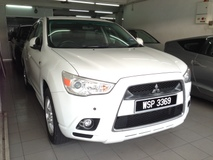 2010 MITSUBISHI ASX 2.0L One Careful Owner Tiptop